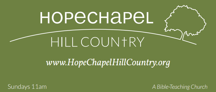Hope Chapel Sign Logo