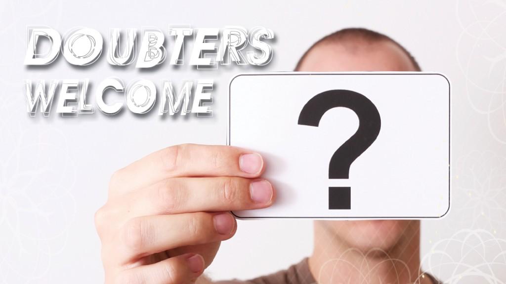 DoubtersWelcome-web