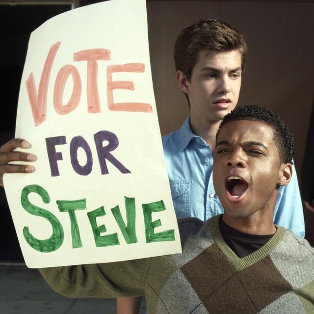 Steve vote