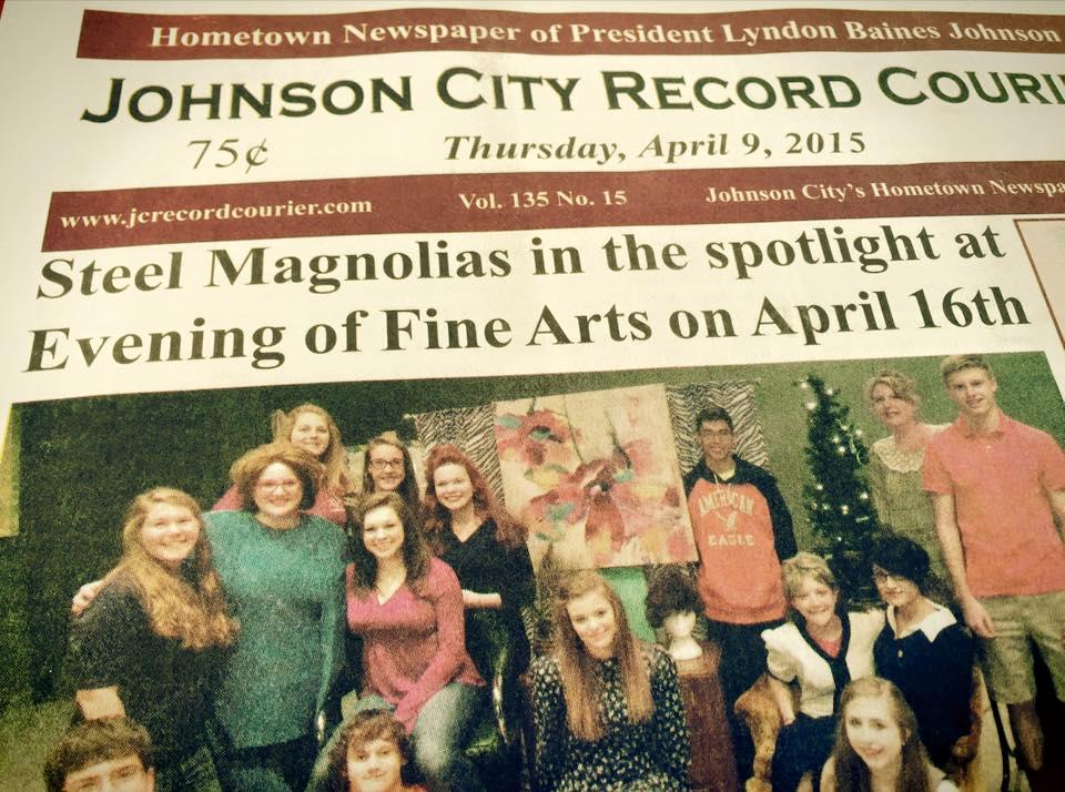 johnson city record