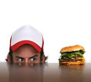fasting burger